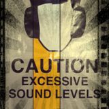 Caution Excessive Sound Levels by Eymon