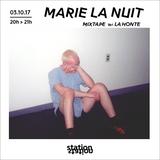 Marie la nuit #1 - Mixtape w/ La Honte