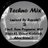 Techno Mix [incl. Sam Paganini, Oliver Koletzki, Hot Since 82...)