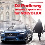DJ Podlesny presents a special mix for VolvoLux.ru