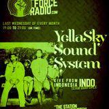 YELLA SKY SOUND SYSTEM AT DUBFORCERADIO.COM 24 FEBRUARY 2016