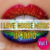 I Love House Music   Vol 1-  The Nostalgic Mix -Autumn 2018