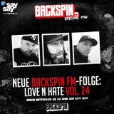BACKSPIN FM # 430 – Love N Hate Vol. 24