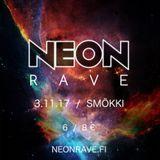 NEON RAVE 2017 / Mixtape Teaser // niinisto // Drum and Bass
