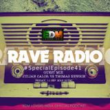 Rave Radio Episode 041 with Julian Calor VS Thomas Newson