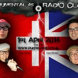 Soundtapes & Swingeasy v Daddy Noc & Ranking Rio in a Reggae Instrumentals Clash ~ 1st April 2014