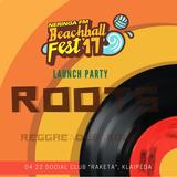 Aidi Aidi XCLSV - BEACHBALL FEST'17 launch party Klaipėda [LIVE]