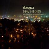 DSNight 03 - Vibrasphere Tribute