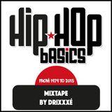 Mixtape Drixxxé Hip Hop Basics