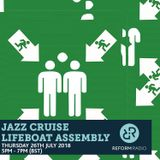 Jazz Cruise Lifeboat Assembly 26th July 2018