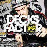 Decks Factor Ibiza 33. DJ Nathan Welsh