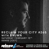 Reclaim Your City 265 | BNJMN
