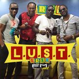 L.U.S.T. on IRIE FM with Elise Kelly on March 12, 2015