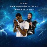Mack Wilds love in the 90z Omarion im up blend