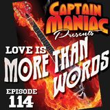 Episode 114 / Love Is More Than Words