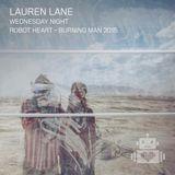 Lauren Lane - Robot Heart - Burning Man 2015