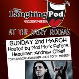 Breakfast Giggles with The Laughing Pod (Jan '14)