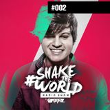 Gui Brazil | Shake The World Radio Show #002
