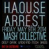 Haouse arrest. deep/dark/tech/bass house. mixed by ℓ.Ryder