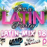Dj Frisko Eddy - It's A Latin Party 18 ( Reggaeton Vs. Dembow )
