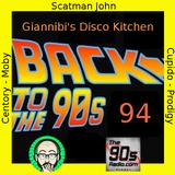 The Rhythm of The 90s Radio - Episode 94