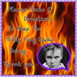 Billy Fury Radio Show 14 September 2016