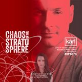 dj karl k-otik - chaos in the stratosphere episode 178 - LIVE at nifra at newspeak