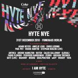 Fabio Florido @ HYTE NYE, Funkhaus, Berlin 2018-12-31