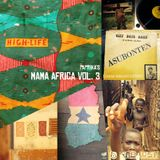 Mama Africa Vol 3 (Ghana Highlife edition) Paprika