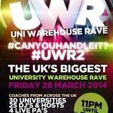 #UWR2 Hip Hop Mix @DJ_Jukess @warehouserave