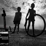 JOYEMME - hidden Soul -  Special Progressive Session (January 018)