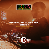 BBC Radio 1Xtra Traffic Jam Mix 2000s Hip Hop / Rap @CHRISKTHEDJ