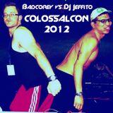 DJ Jeffito Vs. Bad Corey @ ColossalCon 2012 (live)