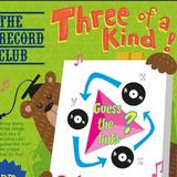 Record Club June 2018 Three of a Kind