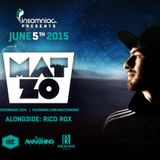 Mat Zo - Live @ Exchange LA (Los Angeles) - 05.06.2015
