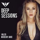 Deep Sessions Vol #55 ♦ Vocal Deep House Nu Disco Mix 2017 ♦ Mix by Abee