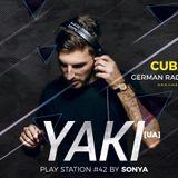 SONYA - PLAY STATION #042 GUEST MIX VLAD YAKI (CUEBASE FM)