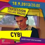 #37 DNB Session - CYBI GUESTMIX