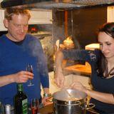 Lekker potje koken- penne met chorizo en parmaham
