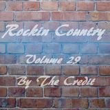 ROCKIN COUNTRY VOL 29 - BY THE CREDIT - WITH WALTER SCOTT JAMES