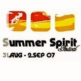 Breakfastklub @ Summer Spirit Festival - Militärflugplatz Niedergörsdorf - 01.09.2007