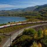 Lange Nacht über die Transsibirische Eisenbahn - Zeitreisen vor wechselnder Kulisse
