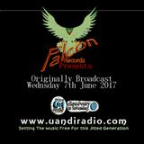 Falcon Records Presents 7th June 2017 [ Only on U & I Radio]
