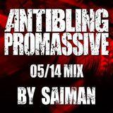 DJ SAIMAN Antiblingmix 05/14