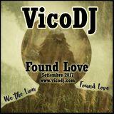 VicoDJ Mix - Found Love Setiembre 2017