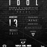 MAX DE NISI - HOLLYWOOD (MILANO) - 13 DIC. 2017 - HOUSE DJ SET