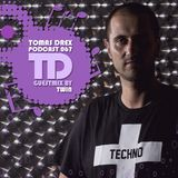 Tomas Drex PODCAST 067 - guestmix by Twin
