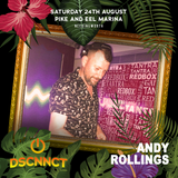 DSCNNCT WEEKLY PROMO MIX PRESENTS -ANDY ROLLINGS