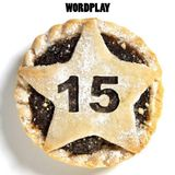 Wordplay Podcast 015 | Hosted by Vice| Christmas 2015 mix! | Albums of 2015 rapup| Issue 15 launch |