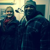 Gemma Davies Sunday Night Chillout with Clay Lowe on Radio Warwickshire's Musical Journey Show